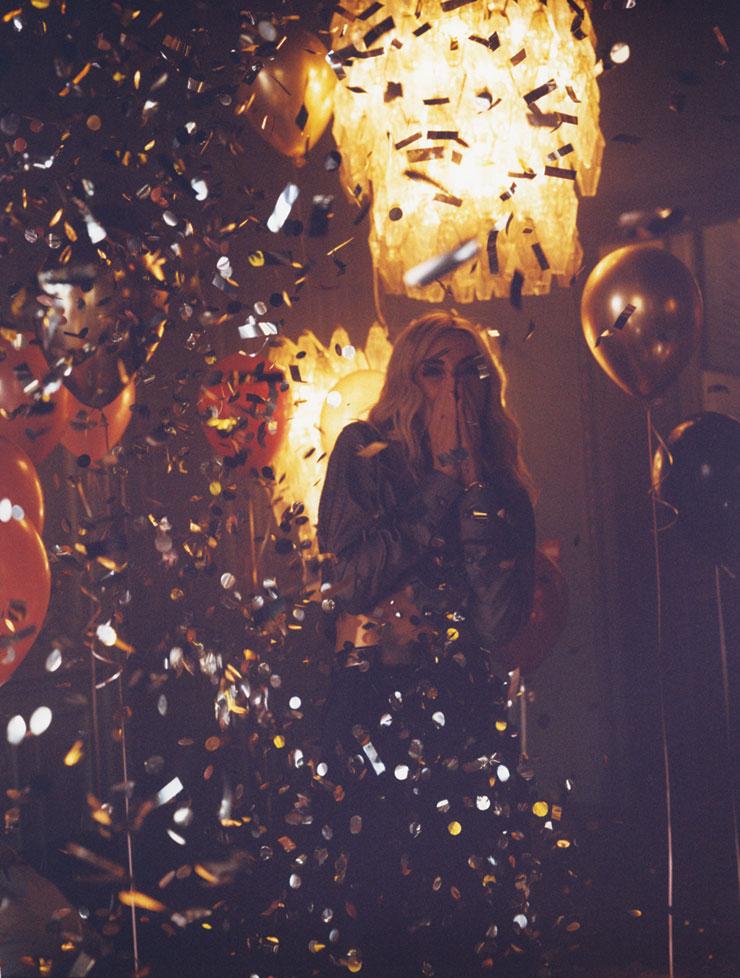 키아라 페라그니의 생일을 축하하기 위해 그녀의 가족들이 모여 근사한 파티를 준비했다.