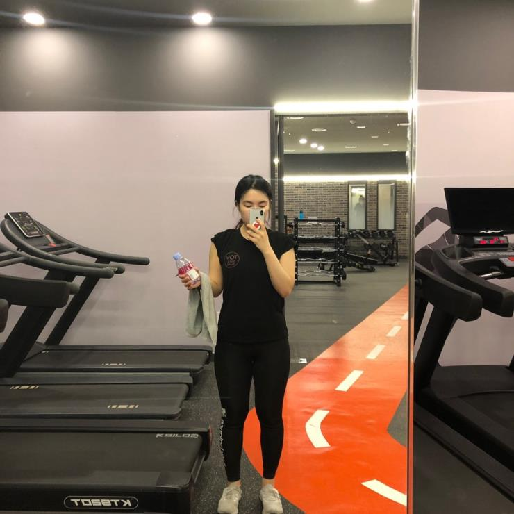 김혜원 챌린저의 3주차 눈바디