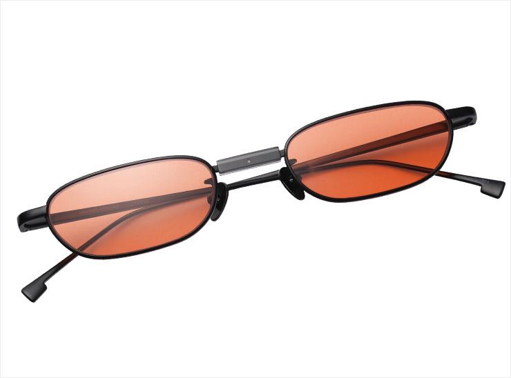 레트로풍 디자인의 사이파이 선글라스는 26만원, Projekt Produkt.