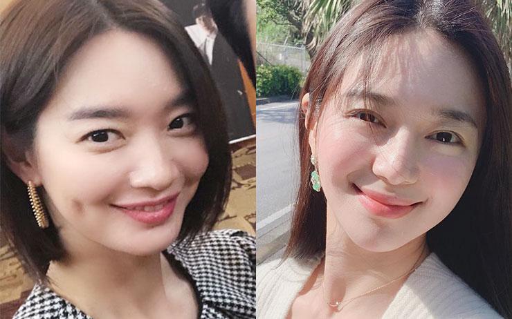 JTBC 드라마 '보좌관'에서 활약 중인 신민아와 이엘리야. 각각 초선 국회의원과 6급 비서로 변신, 리얼한 오피스 룩을 보여주는 이들의 드라마 패션!