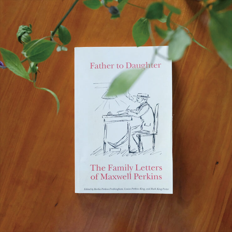 피츠제럴드와 헤밍웨이의 책 편집자로 맥스웰 퍼킨스가 어린 딸들에게 쓴 편지를 모은 책. 한글판은 1995년 <아빠가 딸에게>라는 제목으로 나왔으나 절판됐다. 다정하고 꾸밈없는 일상 언어가 지닌 매력을 알게 해준다. 엉성한 듯 유머러스한 삽화를 보는 즐거움은 덤.