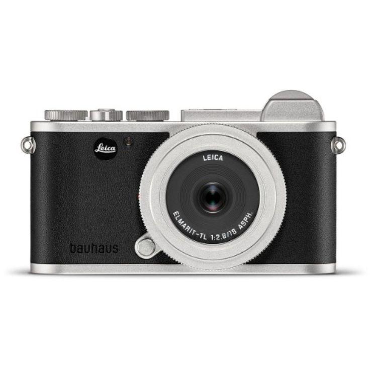 이효리 카메라로 알려진 라이카의 CL 100 Jahre Bauhaus Edition