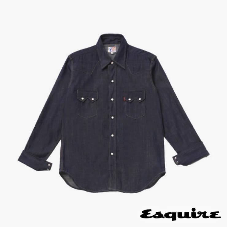 데님 셔츠 34만9000원 리바이스 빈티지 클로딩.