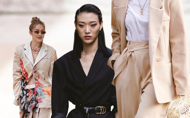 2020 S/S 멘즈 컬렉션에서 발견한 패피들의 개성 넘치는 리얼 웨이 스타일.