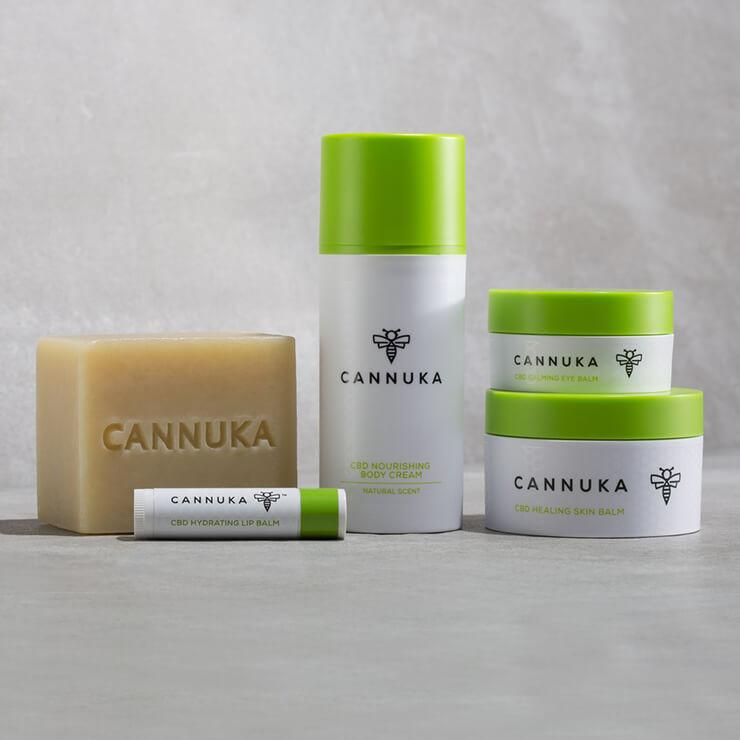 CANNUKA 스킨케어 라인