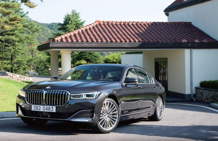 BMW 뉴 7시리즈