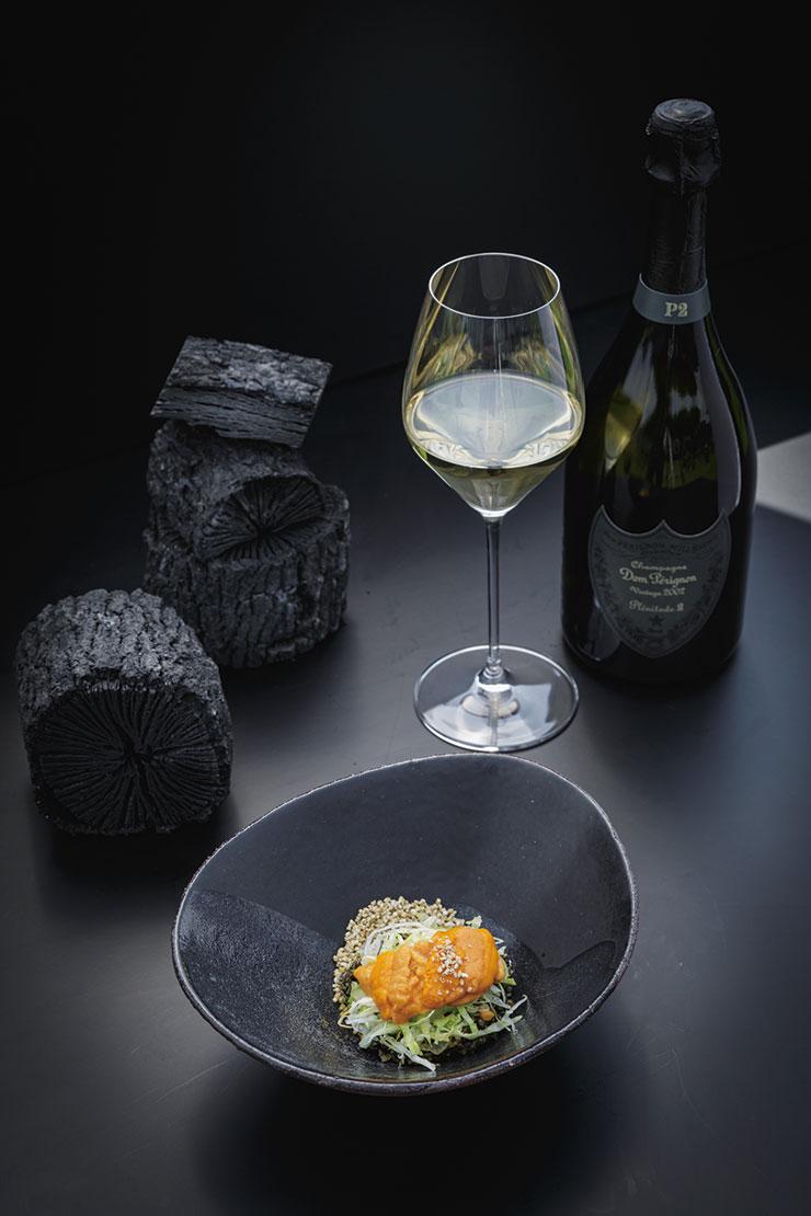 이번 협업 요리는 8월부터 10월까지 서울 청담동에 위치한 정식당에서 판매된다.