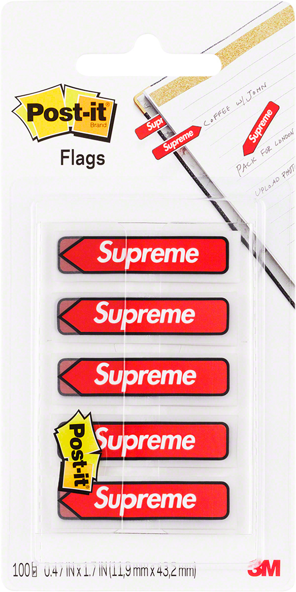 Supreme X Post it