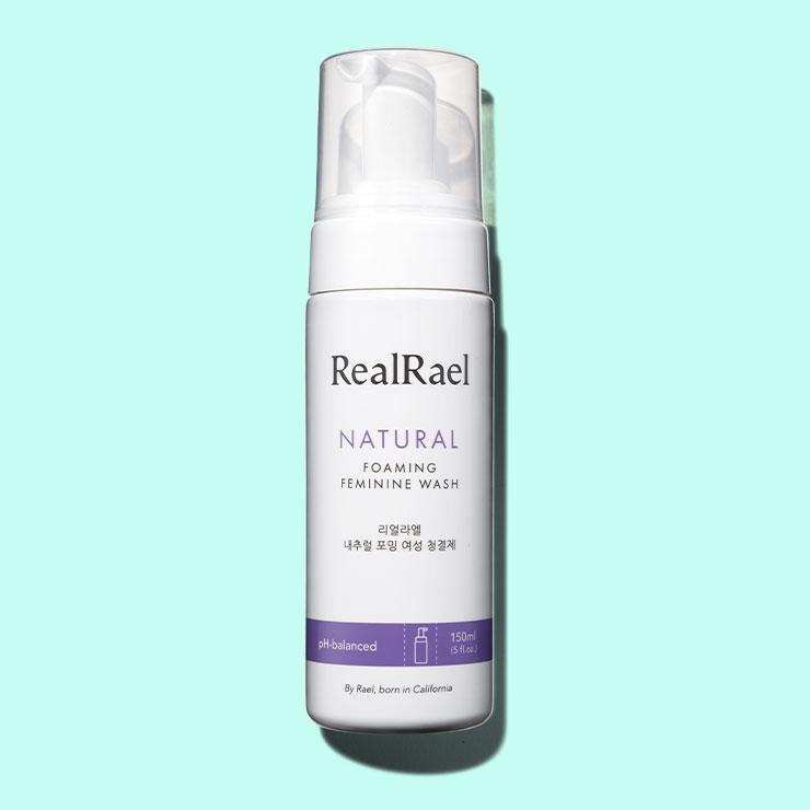 리얼라엘 내추럴 포밍 여성 청결제 2만원대 ▶ 질의 산도를 적절하게 유지해 세균으로 인한 염증을 예방하고 불쾌한 냄새를 제거한다.