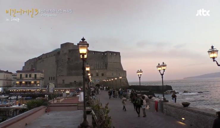 나폴리-산타루치아 항구