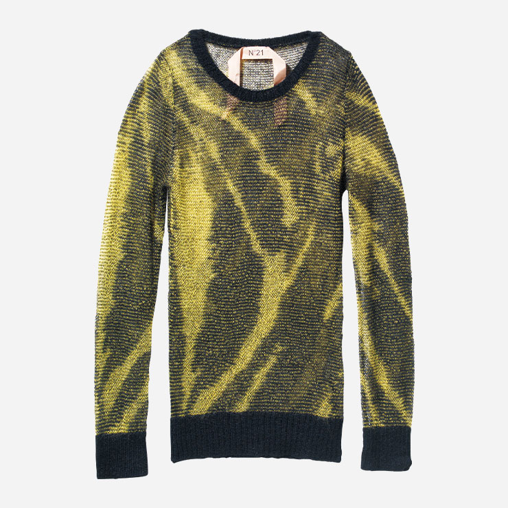 스웨터 73만원 N°21.