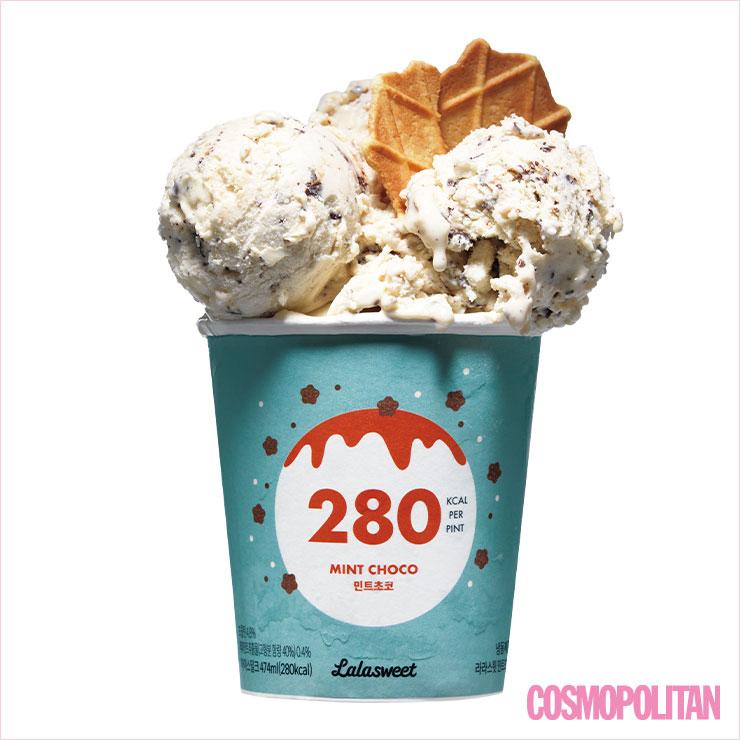 타 아이스크림 대비 당의 비율이 1/6?