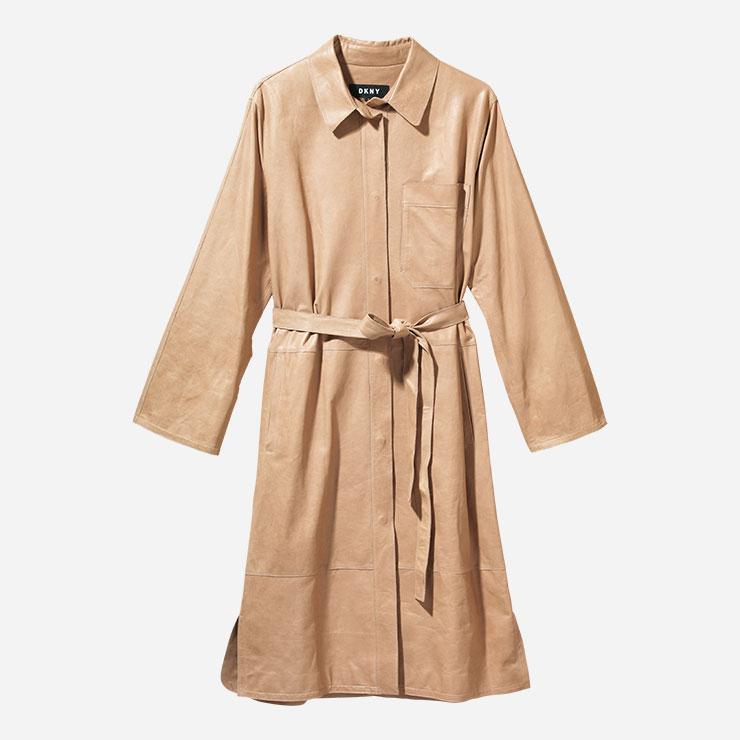 셔츠 드레스 2백25만원 DKNY.