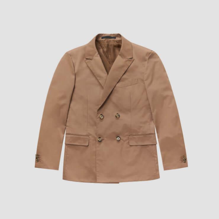 캐멀색 재킷 340만원 발렌티노-언더커버.