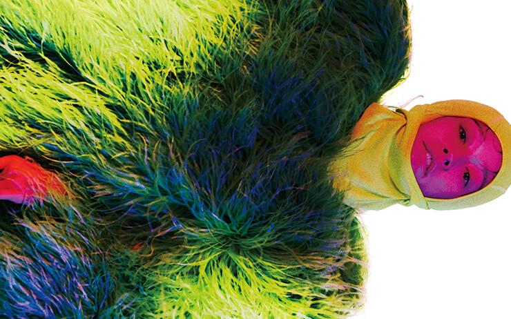 빨강, 파랑, 노랑, 초록.... 오는 가을겨울을 장식할 패션 컬러의 향연.
