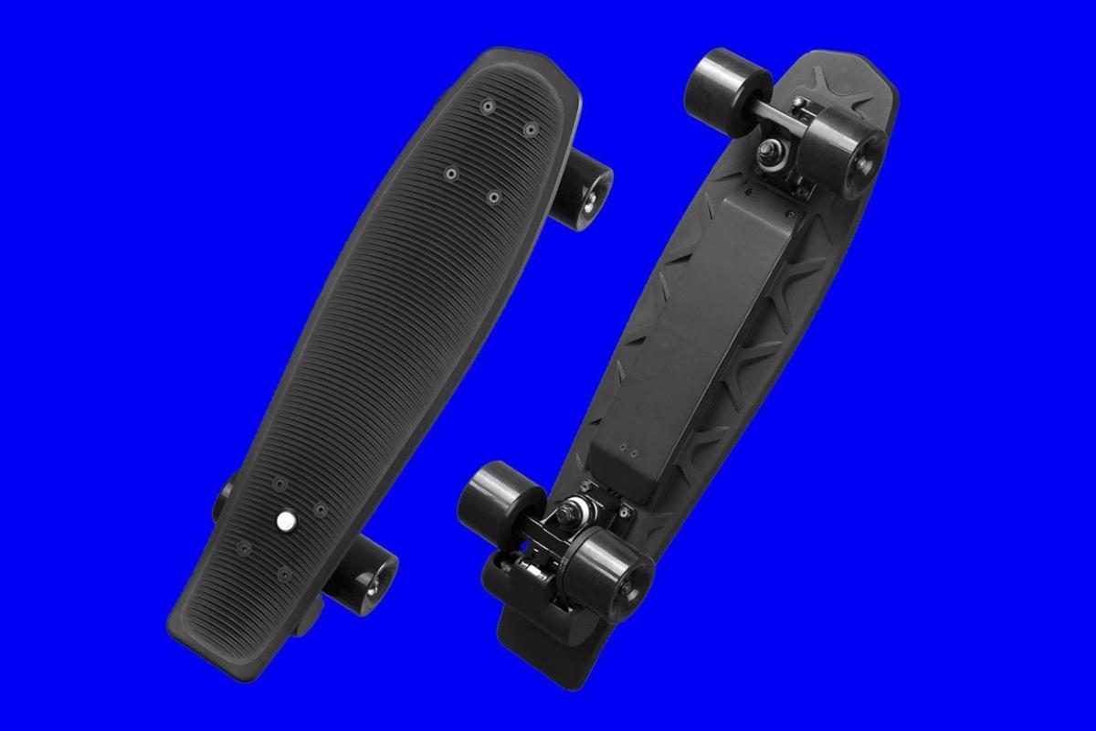 가성비 좋은 전동 크루저 스케이트보드가 등장했다.