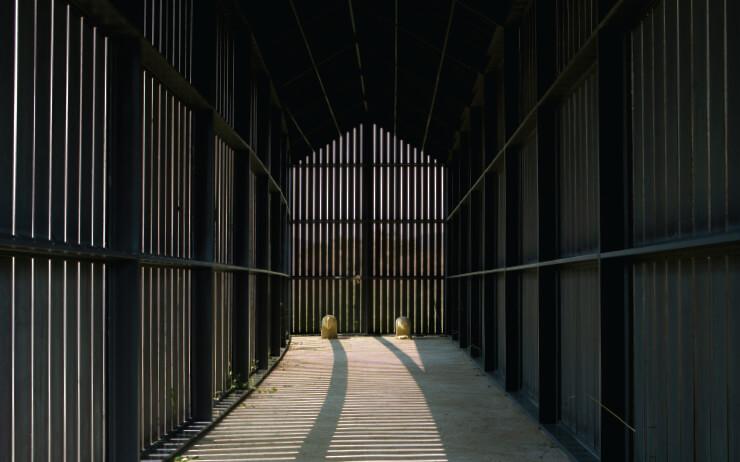 경계에 선 건축가, 이타미 준의 건축 미학을 오롯이 느끼는 시간.