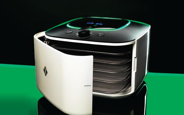 쉽고 효율적으로 주방의 생활수준을 높여주는 가전제품.