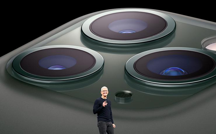 애플 이벤트 2019 현장에서 직접 확인해 본 아이폰11에 관한 루머의 루머의 루머.
