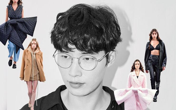 디자이너 김인태의 '김해김'이 2020 S/S 파리 패션위크 공식 스케줄을 이름을 올렸다.