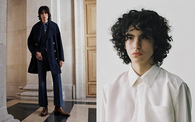 대조와 다양한 조합 그리고 90년대의 독립적 개성을 바탕으로 남성 패션의 새로운 비전을 제시한 지방시 2019 가을겨울 남성 컬렉션.