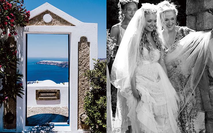 때론 환상을, 때론 감동을 주는 영화 속 웨딩 신과 그 속에서 발견한 특별한 결혼식 장소들.