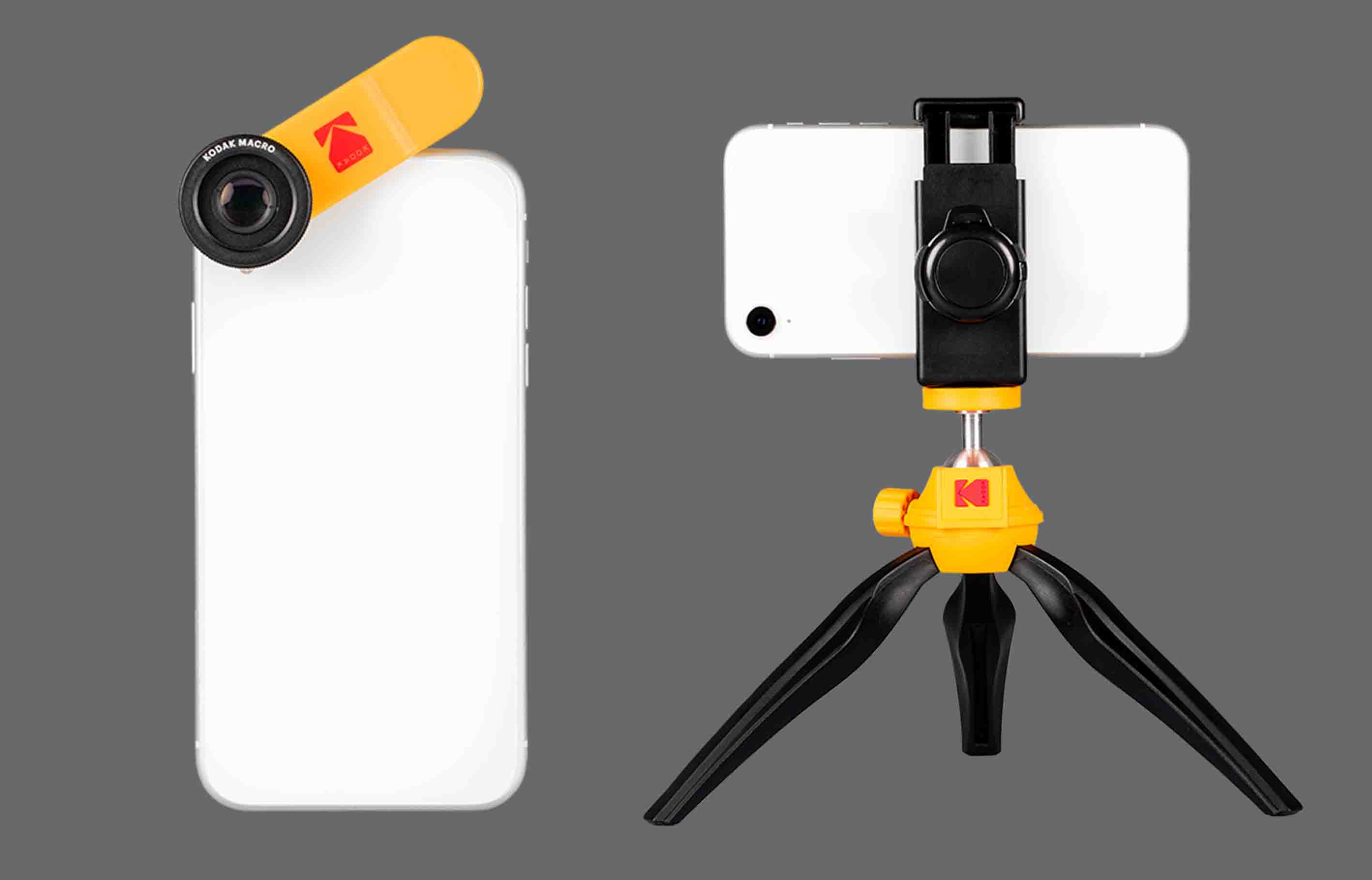 필름 시절, 빈티지한 감성이 필요하다면 코닥의 스마트폰 카메라 키트만 있으면 된다.