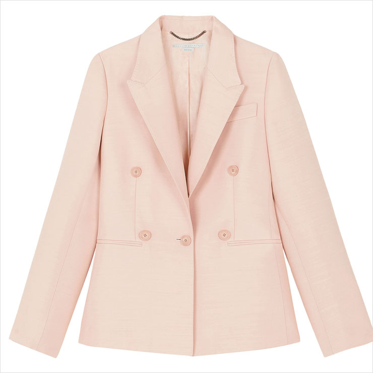 간결한 디자인과 핑크 컬러가 조화롭다. 가격 미정, Stella McCarteny.