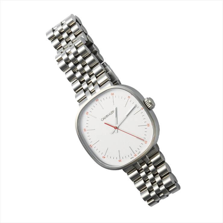 워치는 30만원, Calvin Klein Watch & Jewelry.