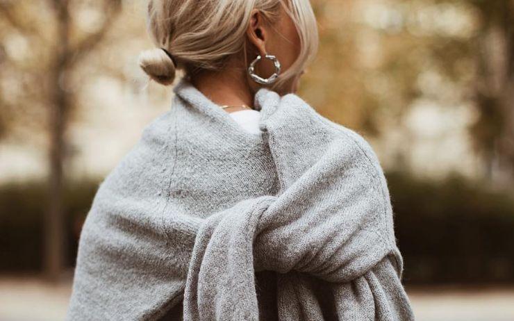 가을에 입기 제격. 포근하고 따뜻한 니트! 이렇게 입어볼까요?