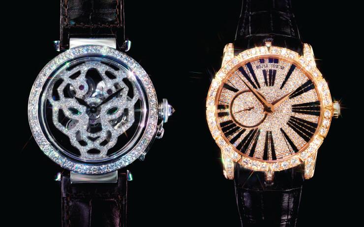 더 찬란하게 빛나는 다이아몬드 시계 6.