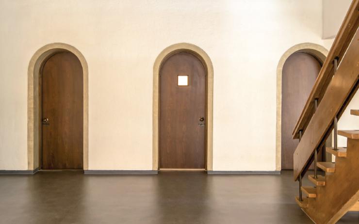 현대미술의 외연을 확장하는 새로운 전시 공간.