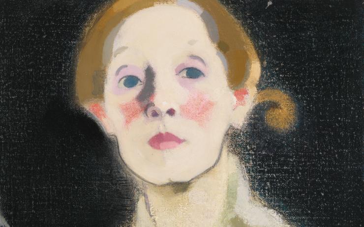 런던 왕립 미술 아카데미(Royal Academy of Arts)에서는 핀란드 화가 헬레네 셰르프벡의 전시 <Helene Schjerfbeck>이 한창이다.