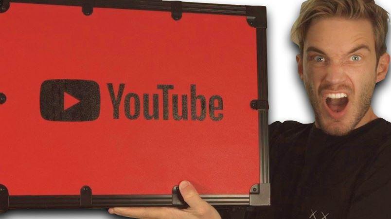 유튜브 구독자 1억명을 돌파해야만 받은 수 있는 '레드 다이아몬드 상'. 이 상을 받은 유튜브 채널은?