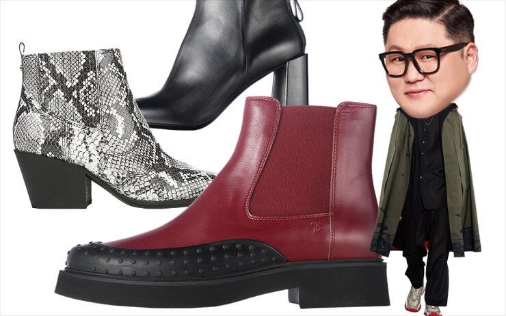 세련된 스타일과 편안한 착화감으로 실용성까지 갖춘 탐나는 앵클부츠 리스트.