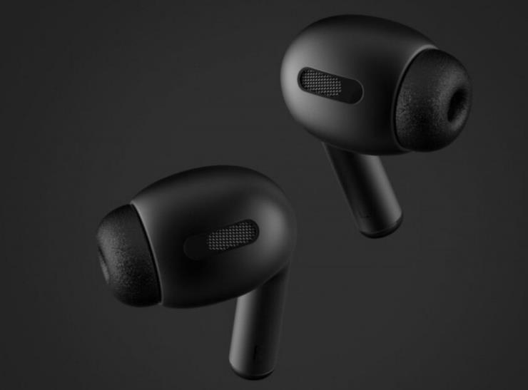 애플 에어팟 3세대는 이런 형태로 출시될지도 모른다. 커널형 이어폰이다.