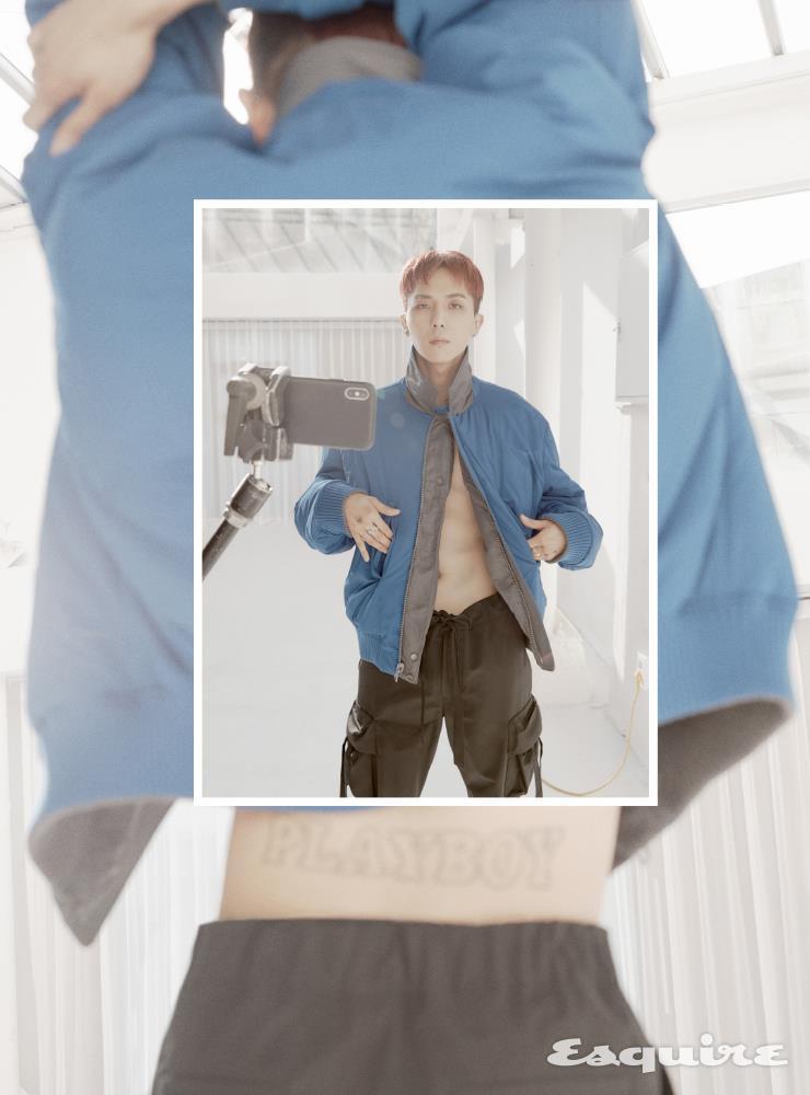 블루종, 3D 포켓 팬츠 모두 가격 미정 루이비통.