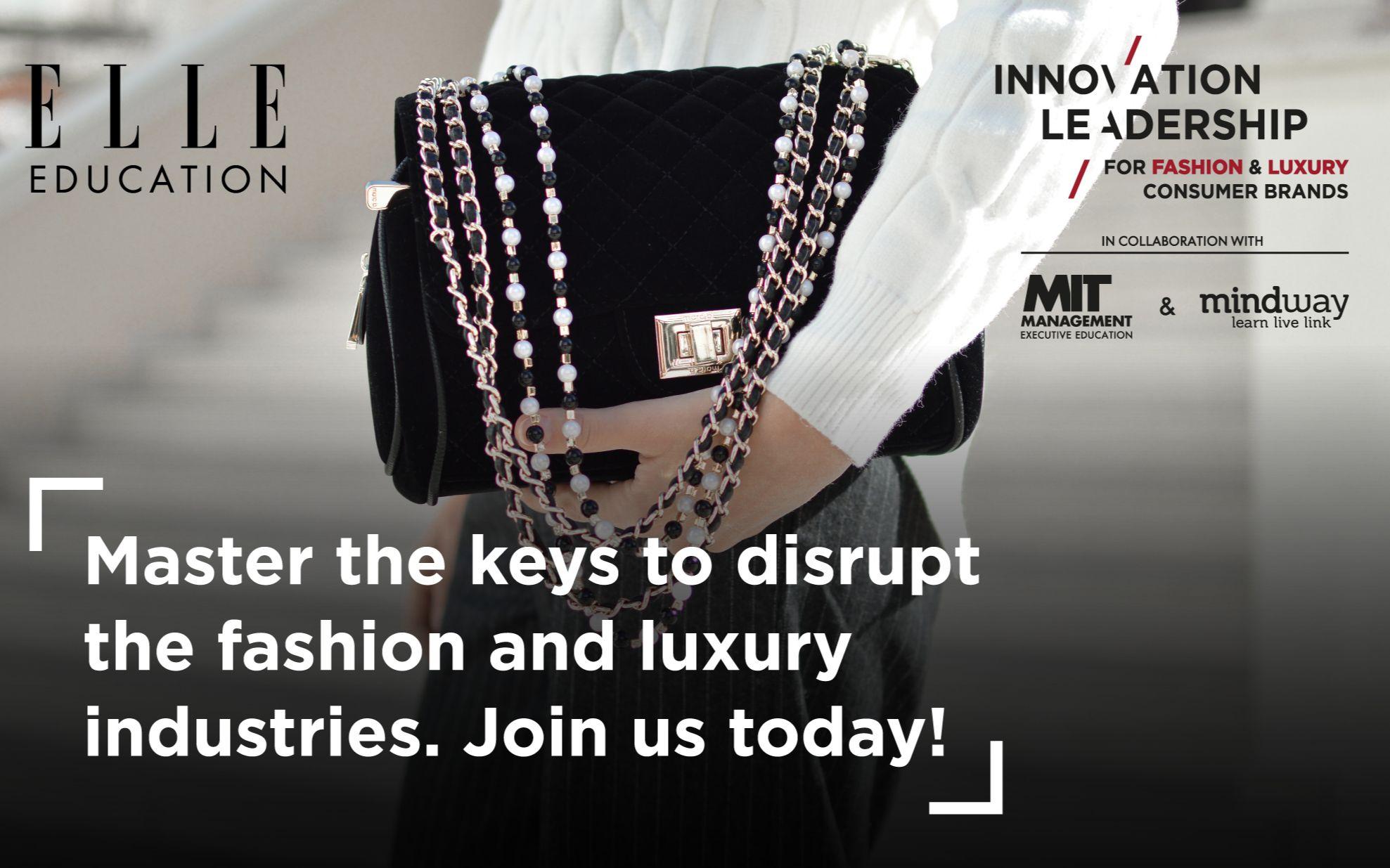 NO.1 패션 미디어 <엘르>와 MIT가 협력한 최고의 패션 프로그램이 찾아옵니다. 세계 최고의 패션 인사이더들에게 배울 수 있는 꿈 같은 기회, 놓치지 마세요!