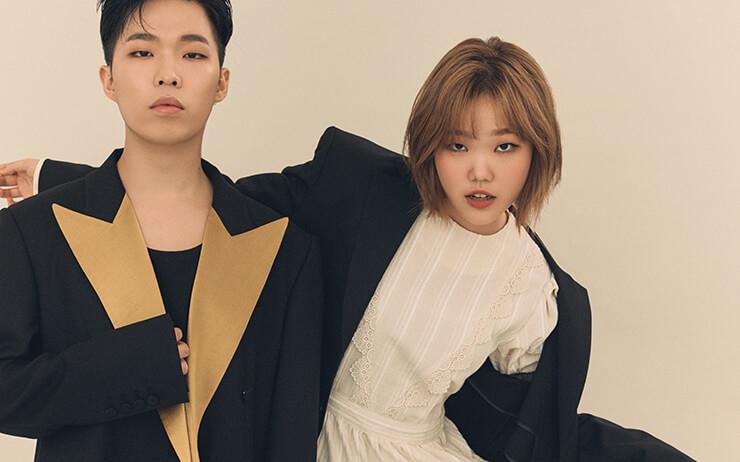 새 앨범 <항해>로 음반 차트 장식하고 있는 악뮤의 '인생 화보' 미리보기.