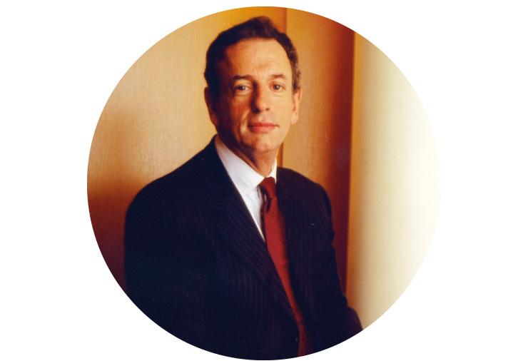 Portrait de Jean-Paul Claverie © DR Fondation Louis Vuitton