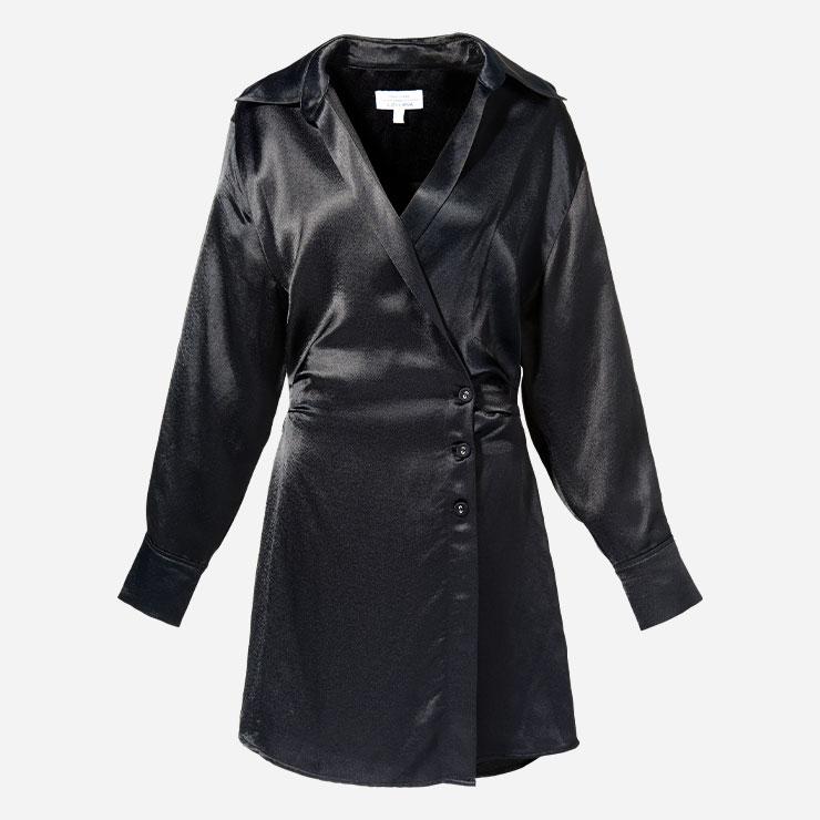 새틴 드레스 11만원 앤아더스토리즈.