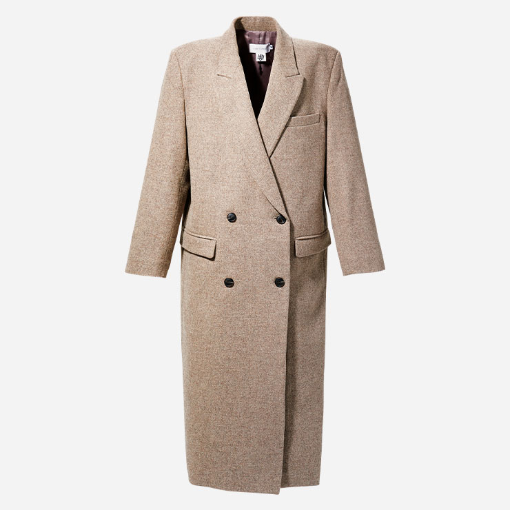 코트 53만8천원 로우클래식.