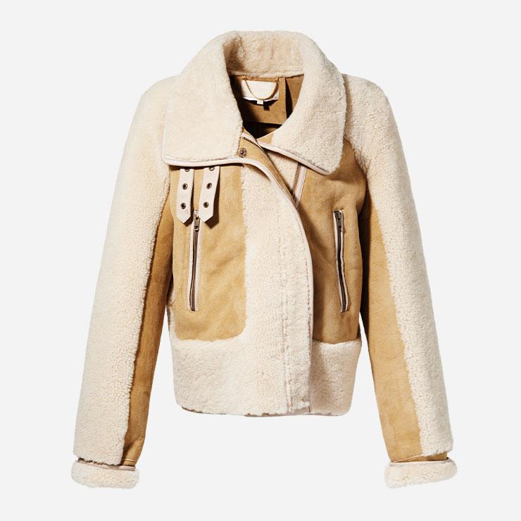 무톤 재킷 가격미정 바네사 브루노.