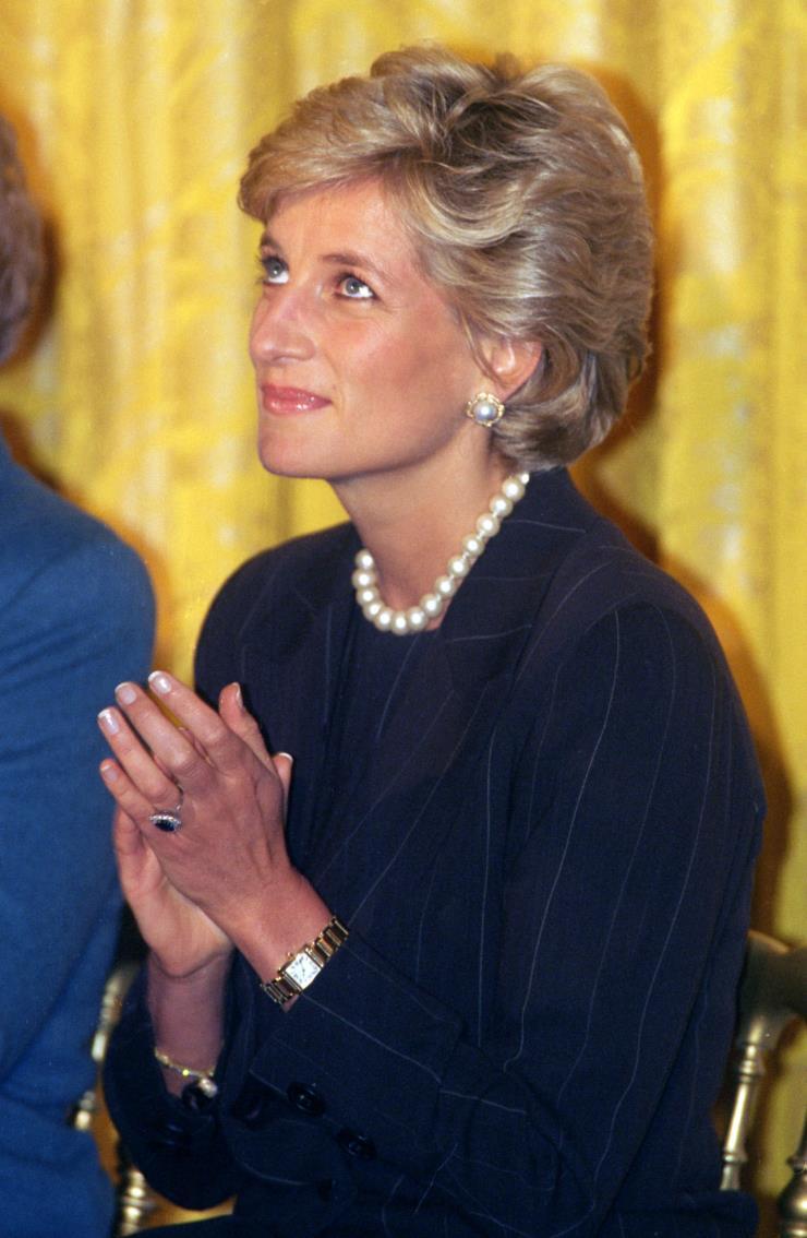 다이애나 전 왕세자비(1997)