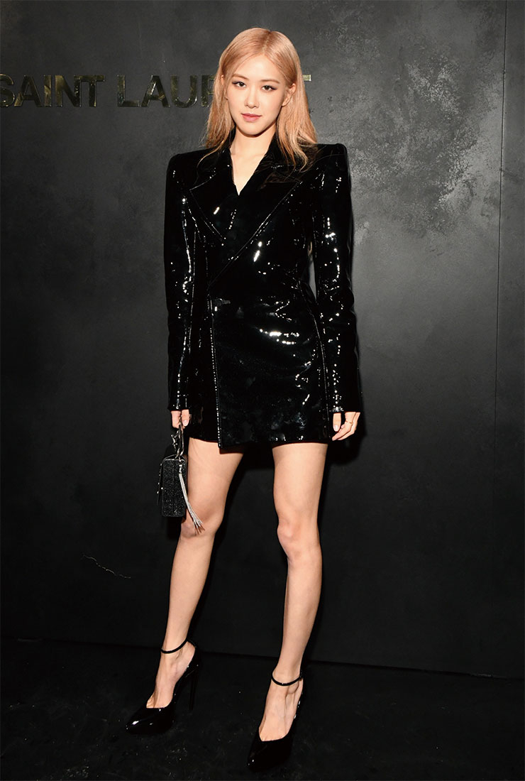 로제 in Saint Laurent