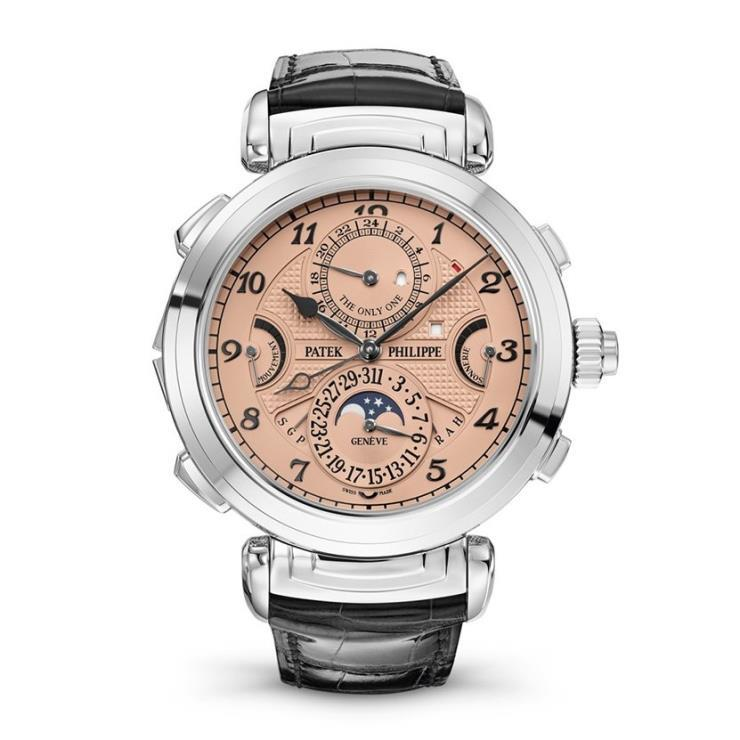 PATEK PHILIPPE_Only Watch 2019