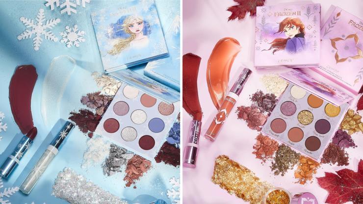 colour pop cosmetics 제품 비주얼