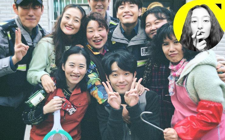 더없이 행복했던 <동백꽃 필 무렵>의 비하인드 풍경. 김모아 작가의 '무엇이든 감성 리뷰' 일곱 번째.