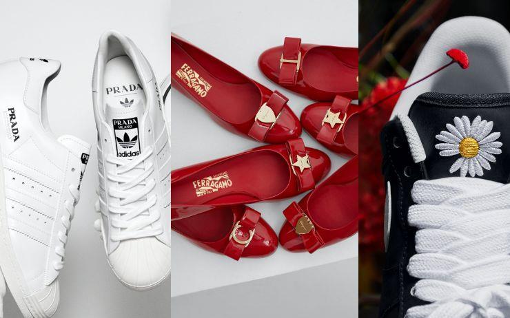 알아두면 연말 모임에서 쓸모 있을 거예요. 11월, 패션브랜드에서 쏟아낸 다양한 신발이야기!