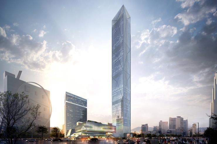 현대차 그룹의 신사옥 GBC가 강남에 들어설 예정이다.